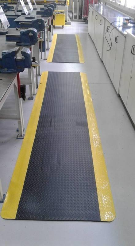 Fabrica de pvc tapete