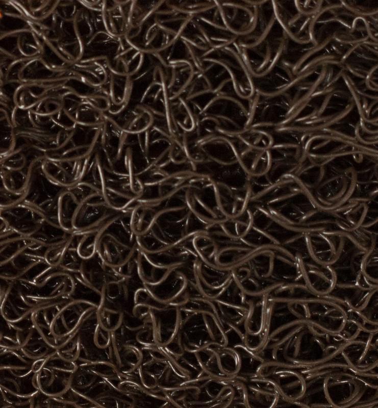 Rolo de tapete de vinil